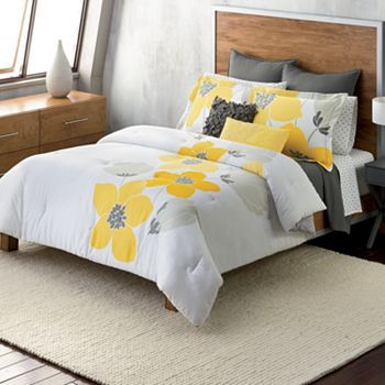 Apt 9 Bloom Floral Bedding Coordinates Comforter Sets Floral