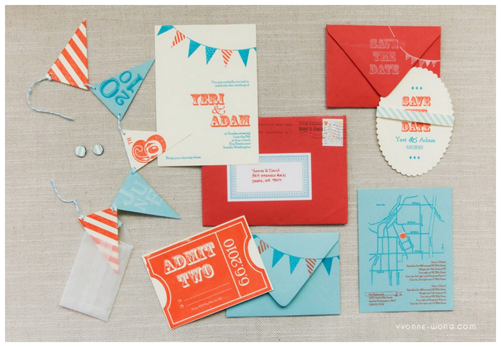 How To Make Your Wedding Stationery Stand Out | Wedding Invitations ...