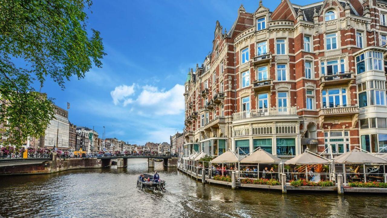 Kiffer Urlaub Amsterdam