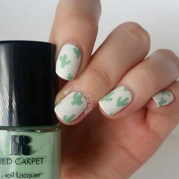 122 Nail Art Designs That You Won T Find On Google Images: Uñas Mexicanas, Uñas De Gel