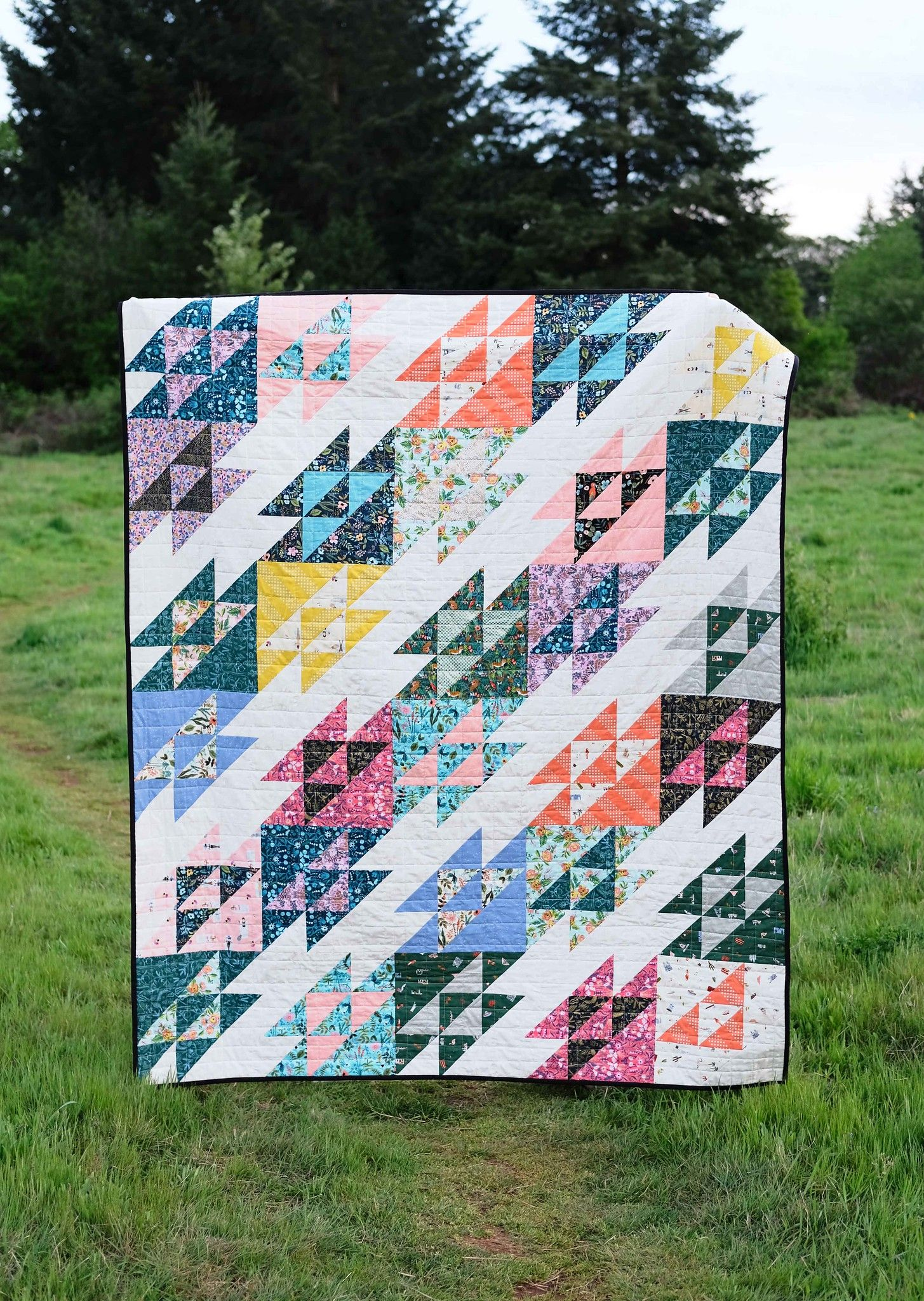 The Georgie Quilt in Rifle Paper Co.