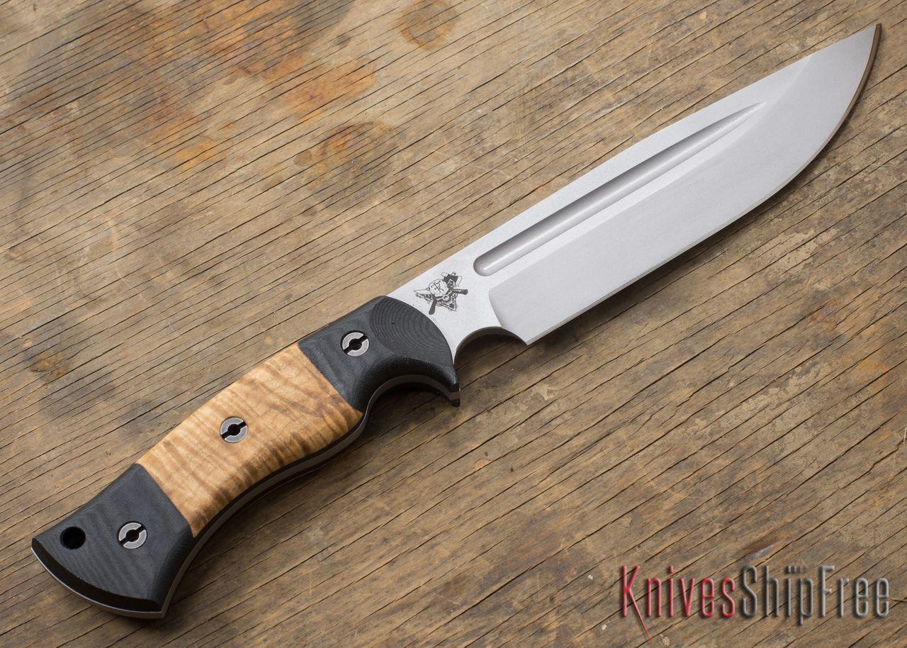 dark timber knives honey badger maple knives etc. Black Bedroom Furniture Sets. Home Design Ideas
