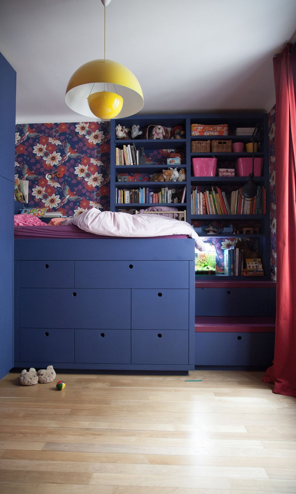 Décryptage : la chambre d\'enfant sur-mesure   Kids\' Bedrooms   Pinterest