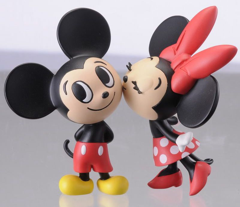 Modern Pets Friend Disney Mickey Mouse Pvc Figure Other Picture1