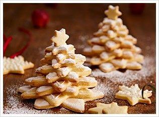 Platzchen weihnachtsbaum rezept