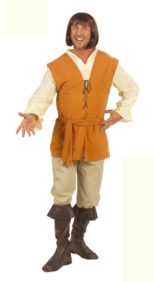 Renaissance Clothing for Men | Medieval Peasant Man CostumeMedieval peasant costume - menu0027s medieval .  sc 1 st  Pinterest & Medieval Peasant Man Costume | FASHION Costumes | Pinterest ...