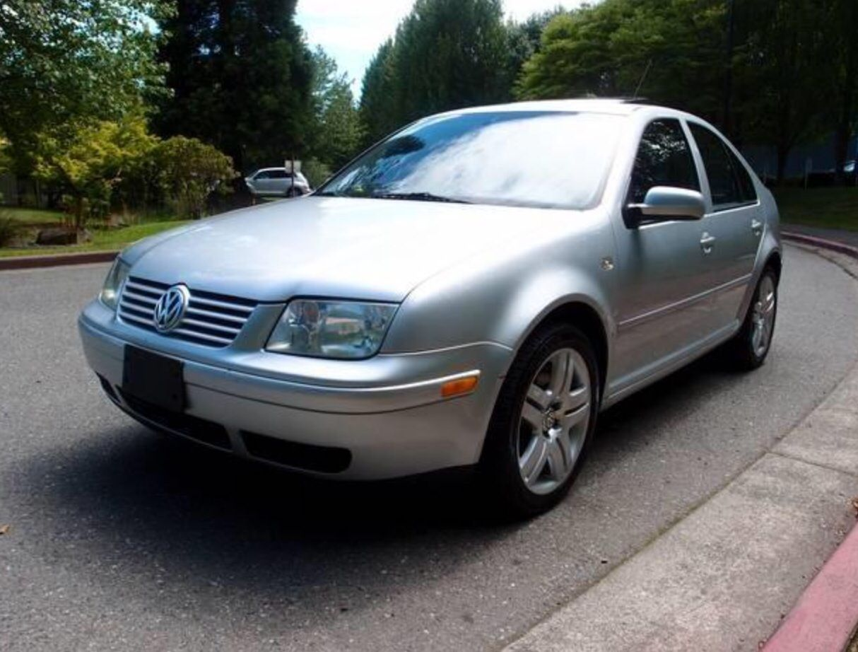 2002 VW Jetta VR6 - Great car and tons of fun to drive.
