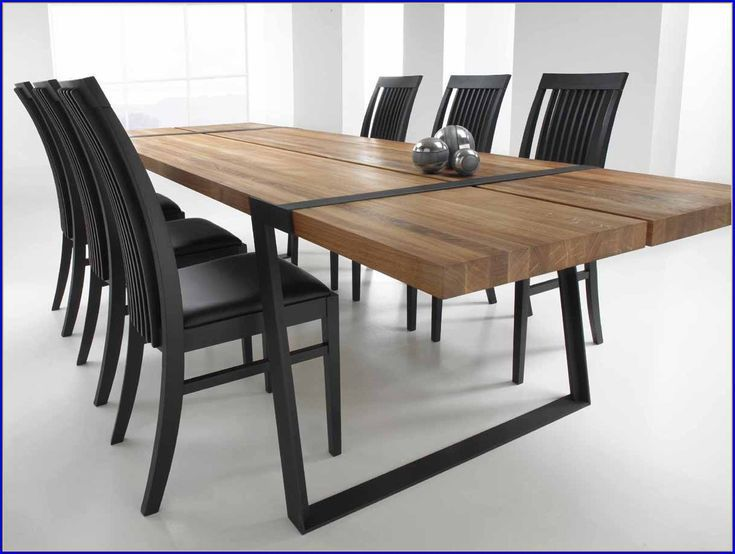 Nett esstisch ausziehbar massiv Extendable dining table