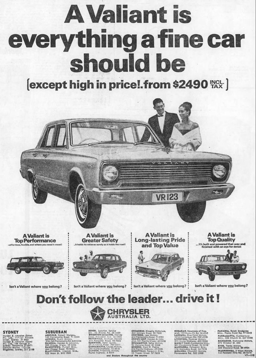 Pin by DLM on Automotive Brochures & Adverts Aussie in