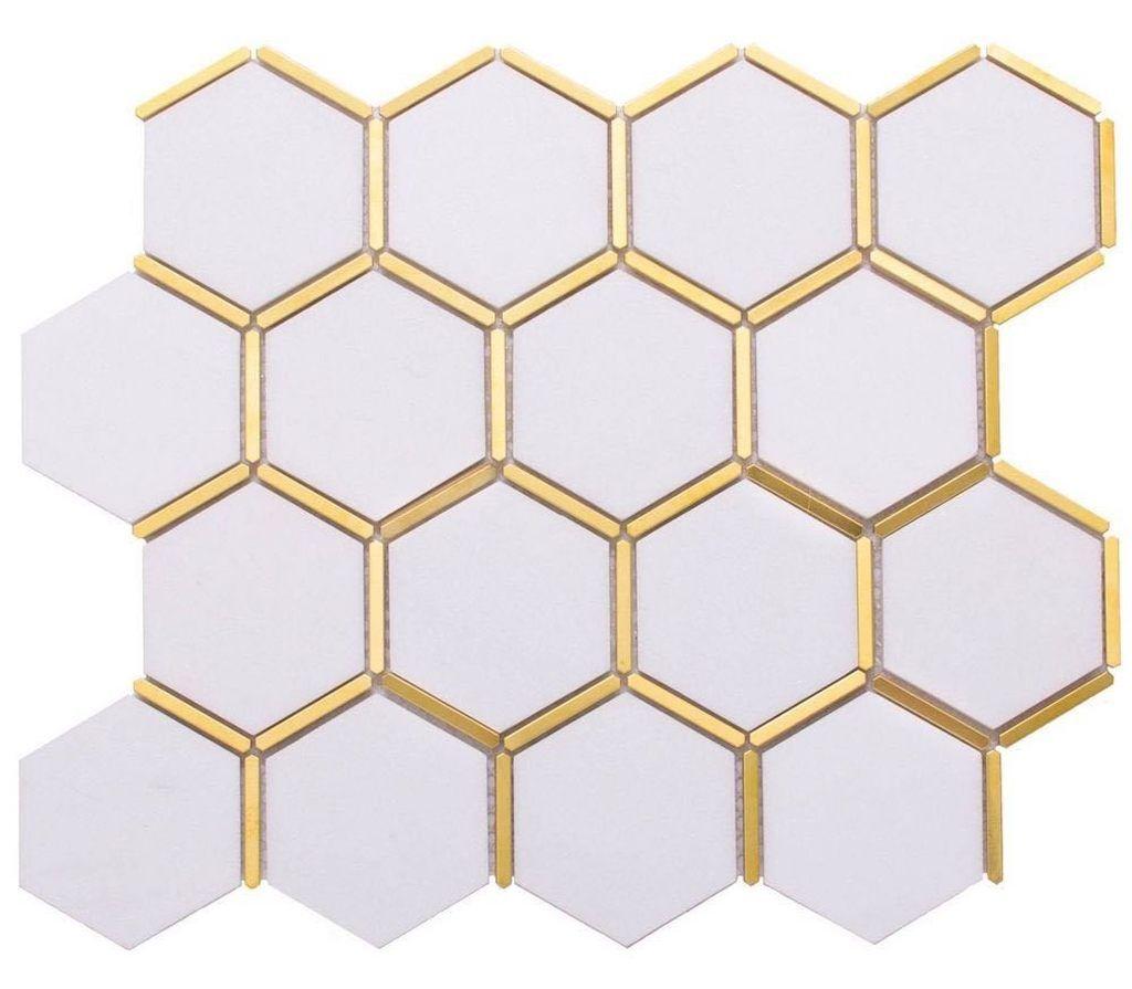 single hexagon tiles - HD1024×895