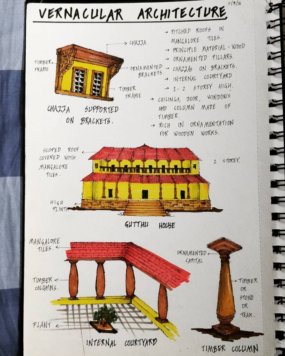 research paper vernacular architecture