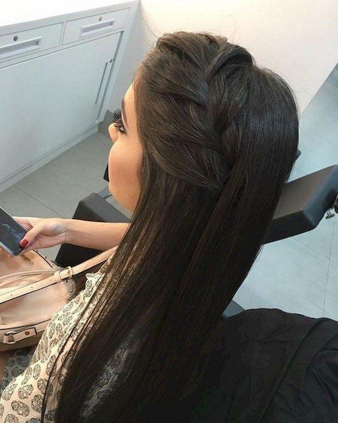 54 Easy Formal Hairstyles for Long Hair #formalhairstyles #hairstylesforlonghair #formalhair » Lisamaurodesign.com #easyformalhairstyles