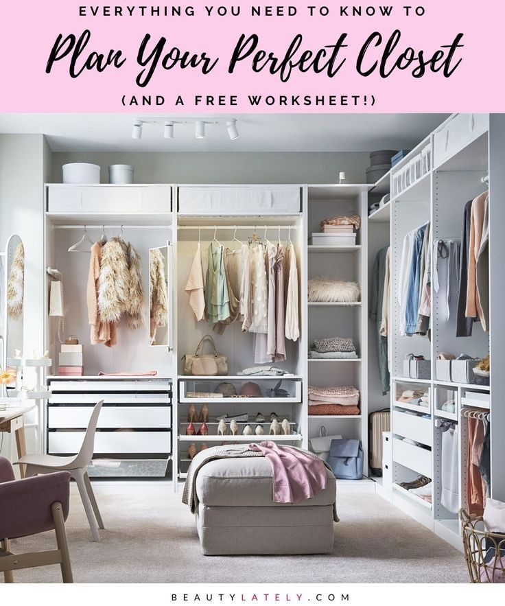 A Step-by-Step Guide: How To Plan Your IKEA PAX Closet
