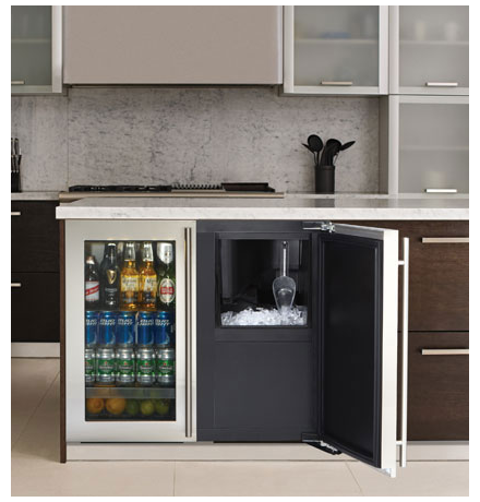 Southernbath Amp Kitchen On U Line Glass Door Refrigerator