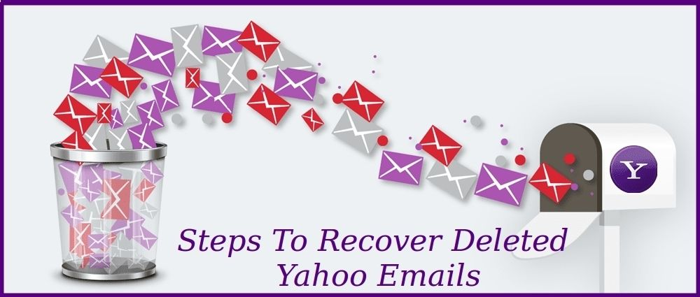 recovery of deleted yahoo account