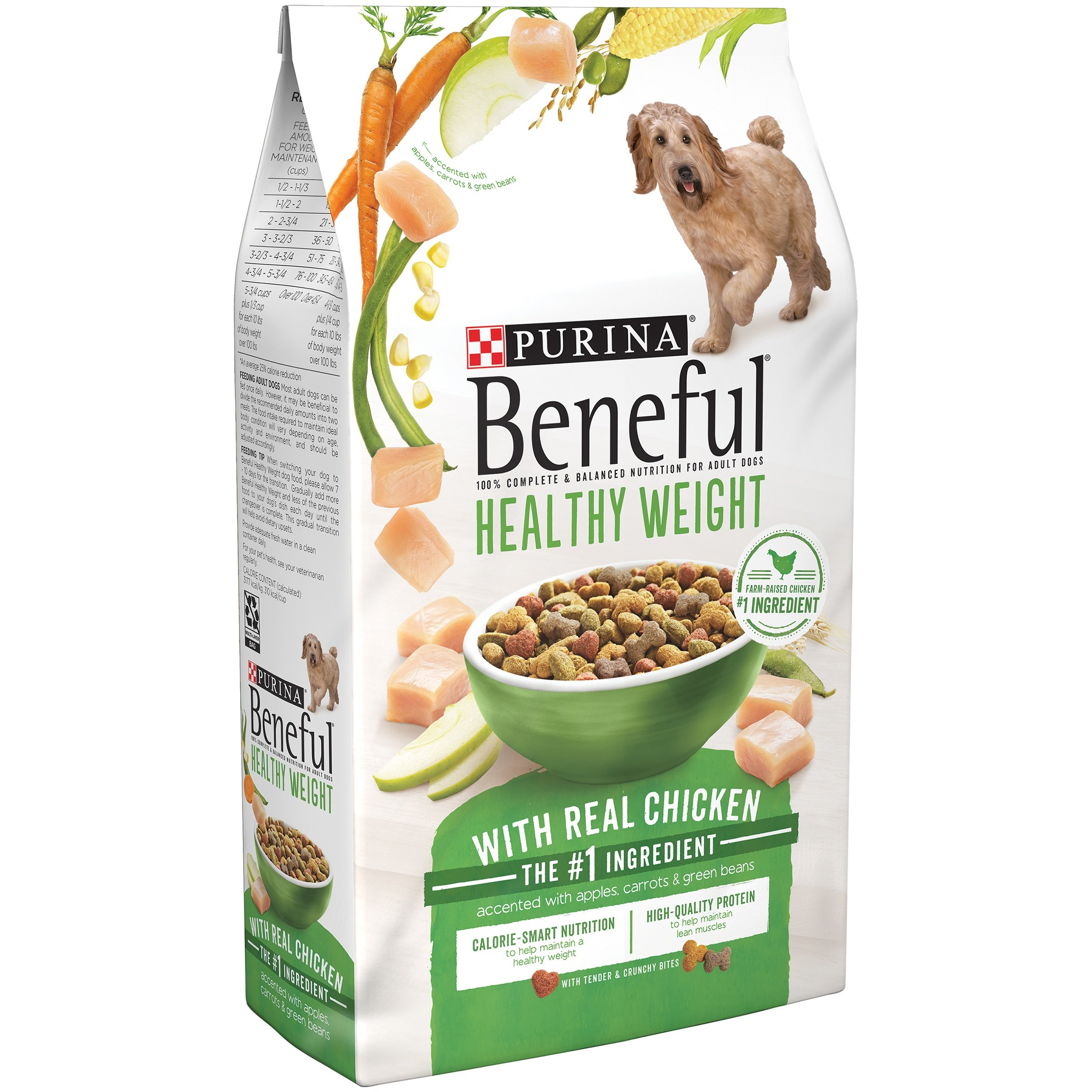 Purina Beneful Healthy Weight With Real Chicken Dry Dog Food 31 1