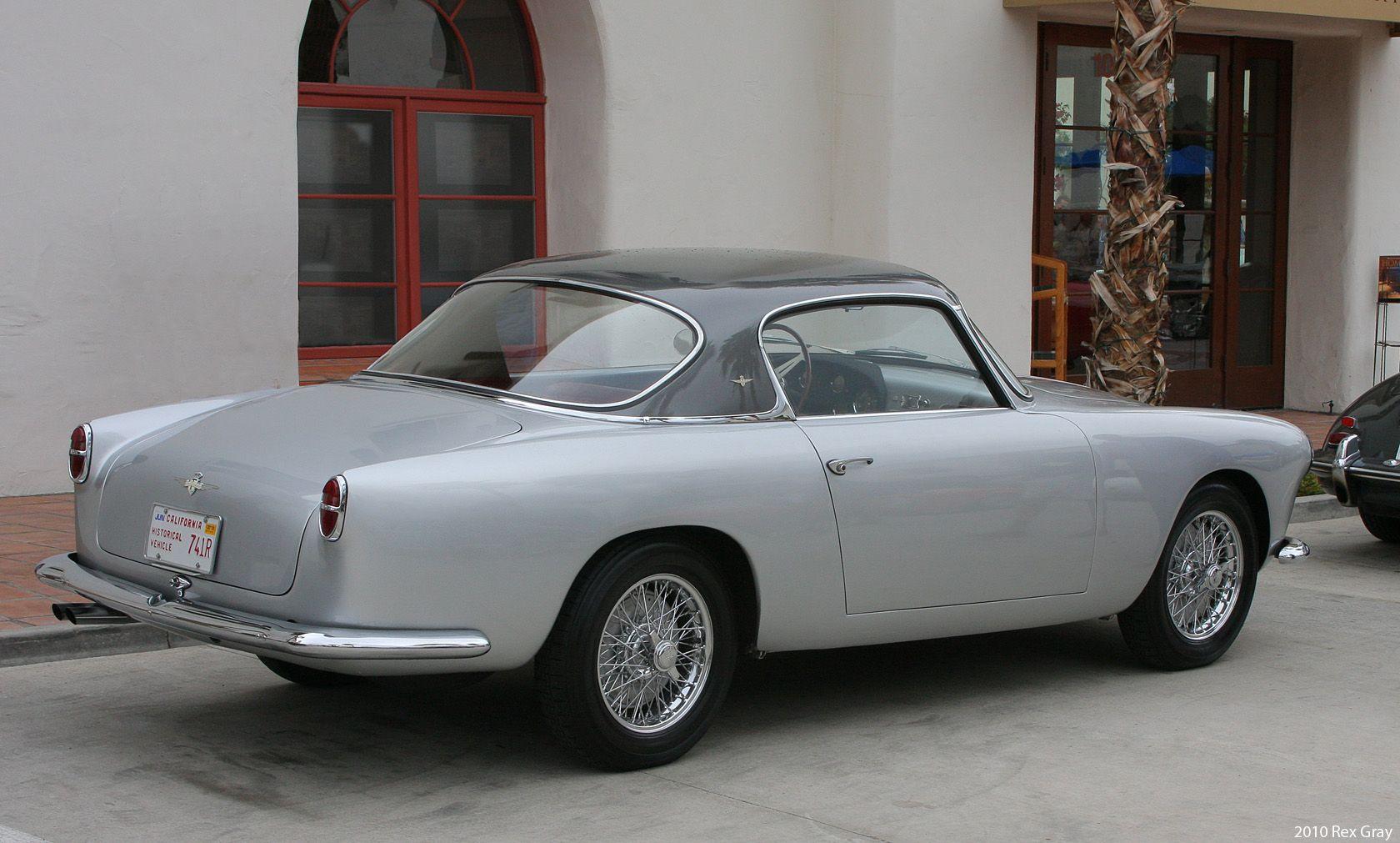 Alfa Romeo C Super Sprint Berlinetta By Touring Alfa - Alfa romeo car parts