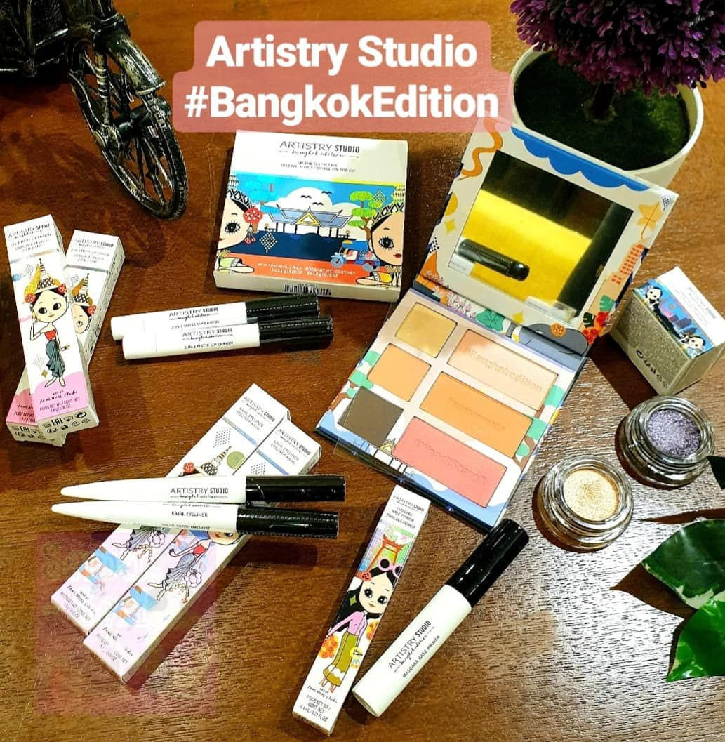 Artistry Studio Bangkok Edition Offers New Must Have Cosmetic