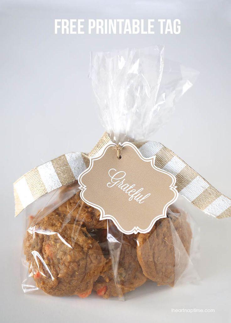 Las 21 formas ms geniales de regalar galletas cookie packaging galletas bolsa negle Image collections