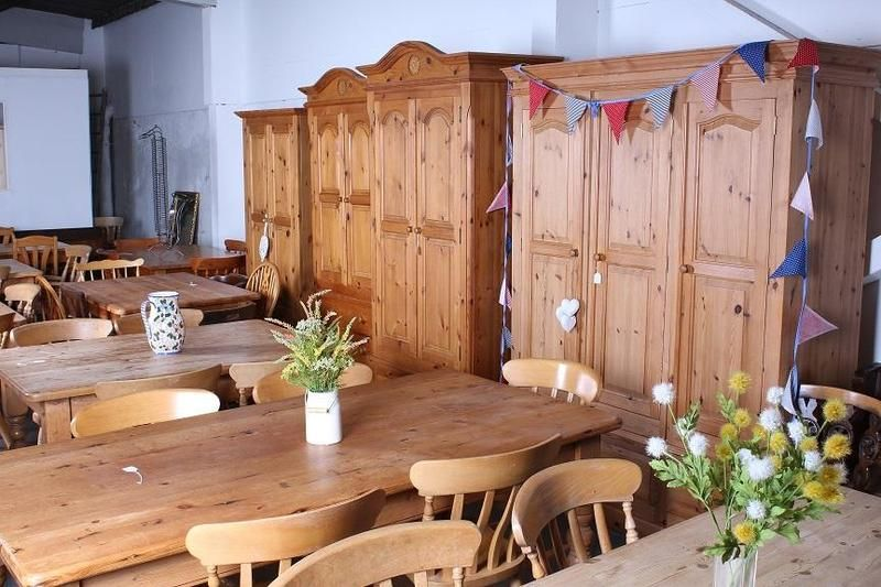 USED QUALITY PINE FURNITURE - SUSSEX PINE ONLINE, EASTBOURNE in ...