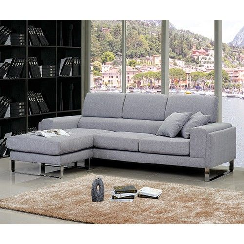 Remarkable Larissa 3 Seater Sofa Reversible Chaise Sofa Grey Squirreltailoven Fun Painted Chair Ideas Images Squirreltailovenorg