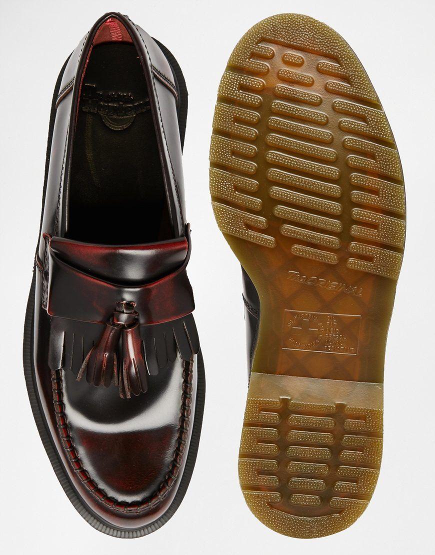 Dr Martens - Adrian - Mocassins à glands   Style   Chaussure ... 8a3b6373e7a6