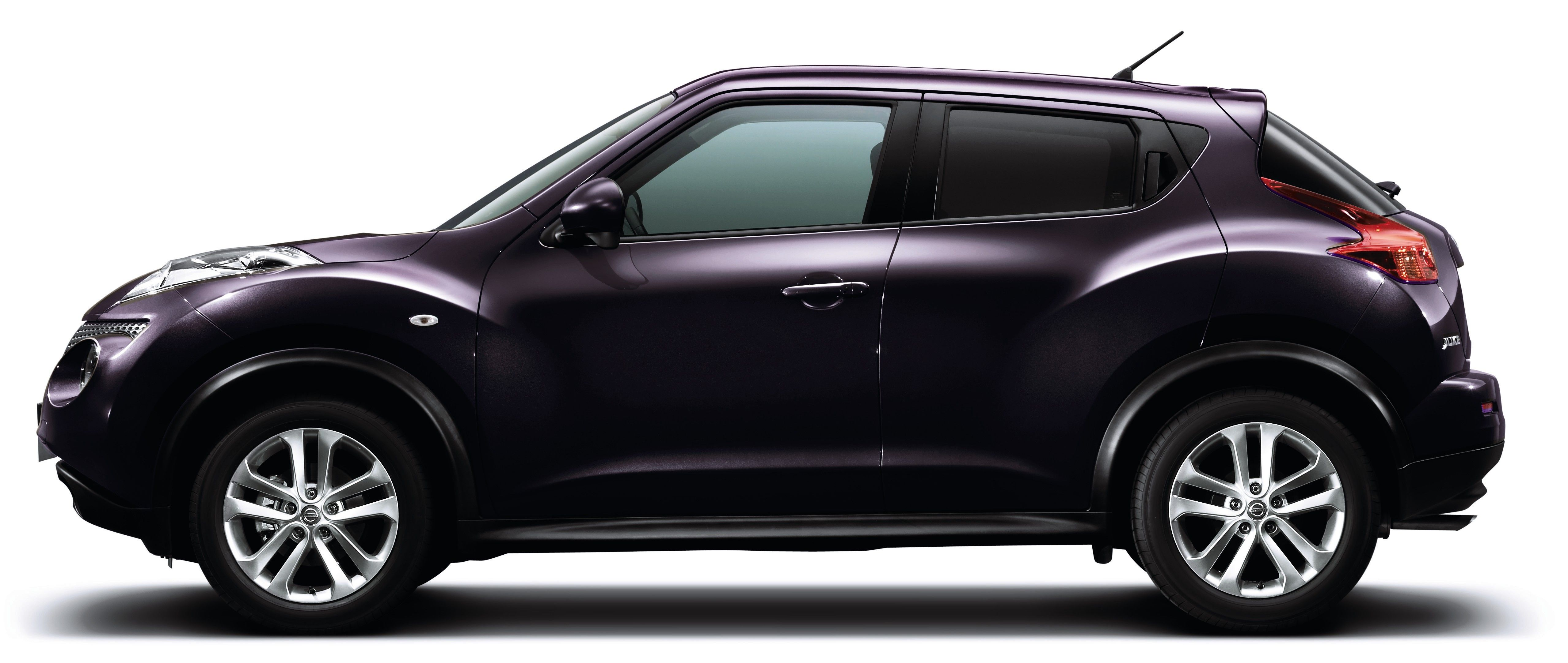 Nissan juke special edition premium personalize package midnight purple