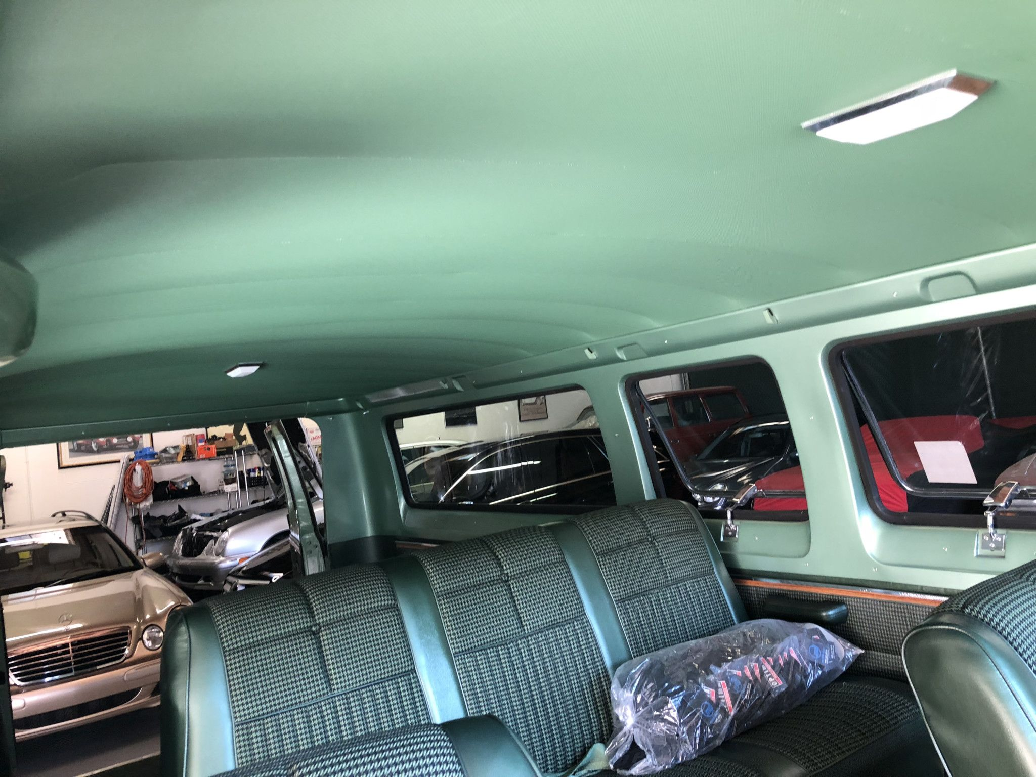 1972 Ford Econoline Club Wagon Chateau | 1972 FORD ECONOLINE