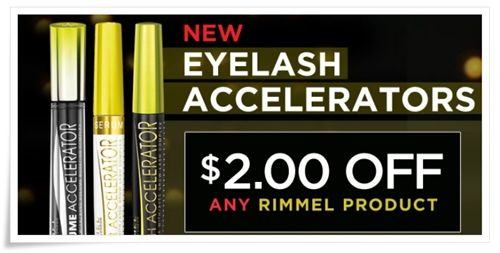 photograph relating to Rimmel Coupons Printable known as Rimmel Cosmetics $2 Printable Coupon Variables that crank out me