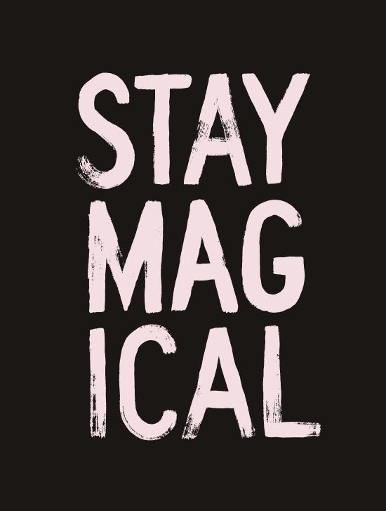 permanecer magicos!