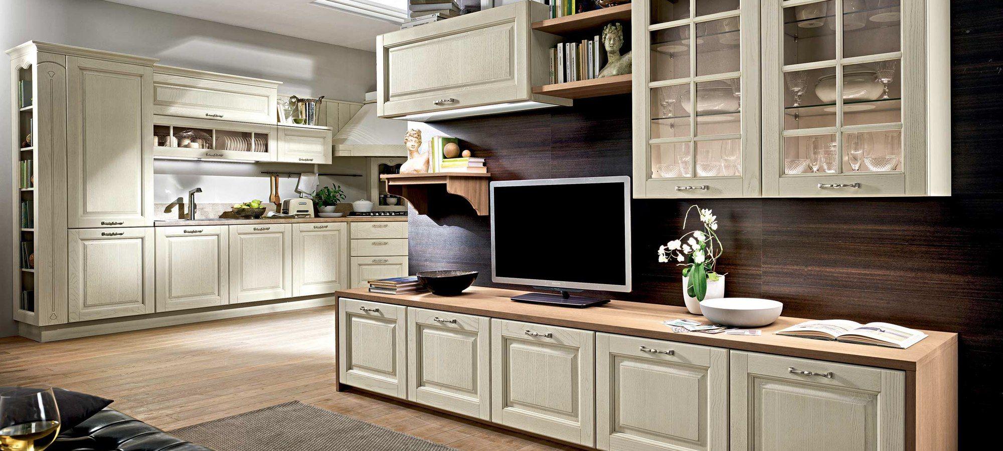 Cucine classiche – Stosa Cucine | Cucine | Cucine, Classico ...