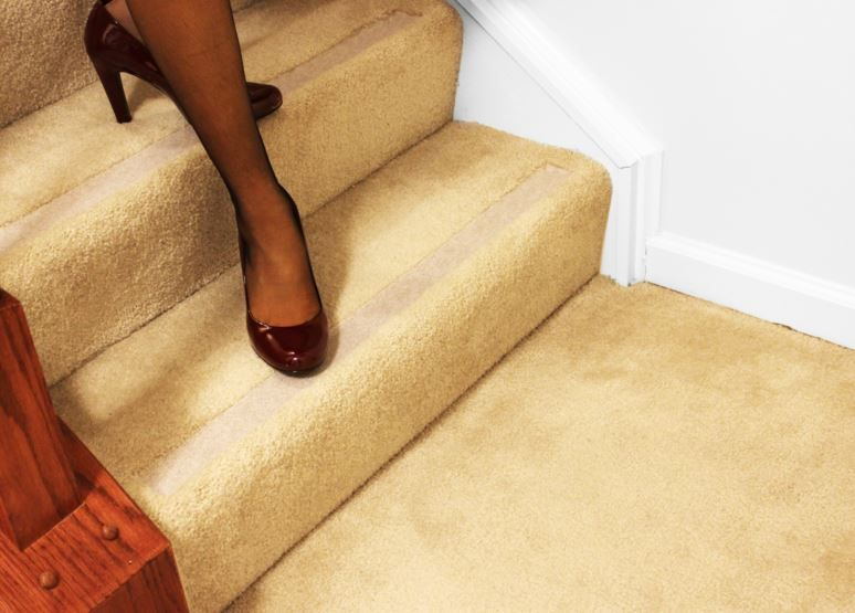 Best No Slip Strips Carpeted Stairs Carpet Stairs Carpet 400 x 300
