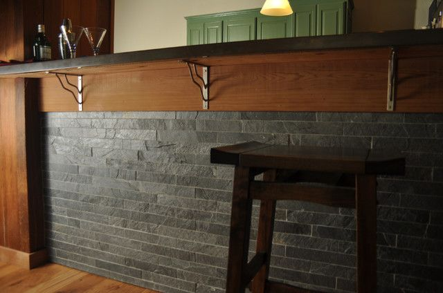 ARTICLE + GALLERY: How to Make Orange Stained Wood Look Pretty and Purposeful