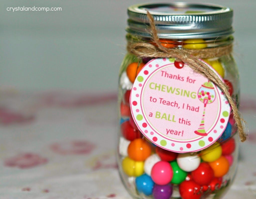 I Dig Pinterest: 20 Inexpensive & Creative Teacher Appreciation ...