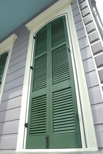 For The Dormers The Next House In 2019 Green Shutters