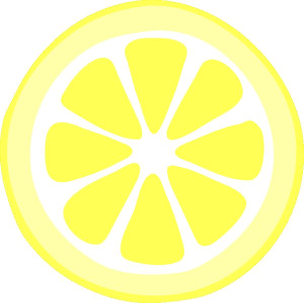 Two Tonelemon Slice Hi Png 600 215 599 Pixels Lemonade Party