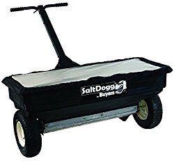 Saltdogg Wb400 Walk Behind Drop Salt Spreader Walk Behind Walking Tractor Supplies