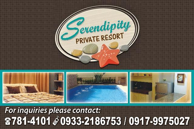 Serendipity Private Resort Address 80 M L Quezon Extension Antipolo City Philippines Tel 63 2 7360020 Private Resort Pool Organization Swimming Pools