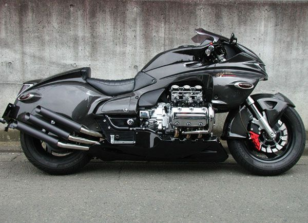 Atari San Kustom Chopper Works Whitehouse An Honda Valkyrie If I Ever Get A This Would Be It