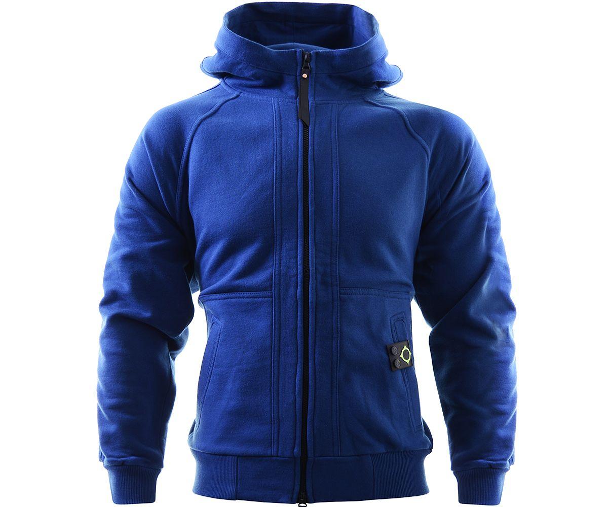 MA.Strum Hooded Sweatshirt Northern Blue | Klamotten | Pinterest