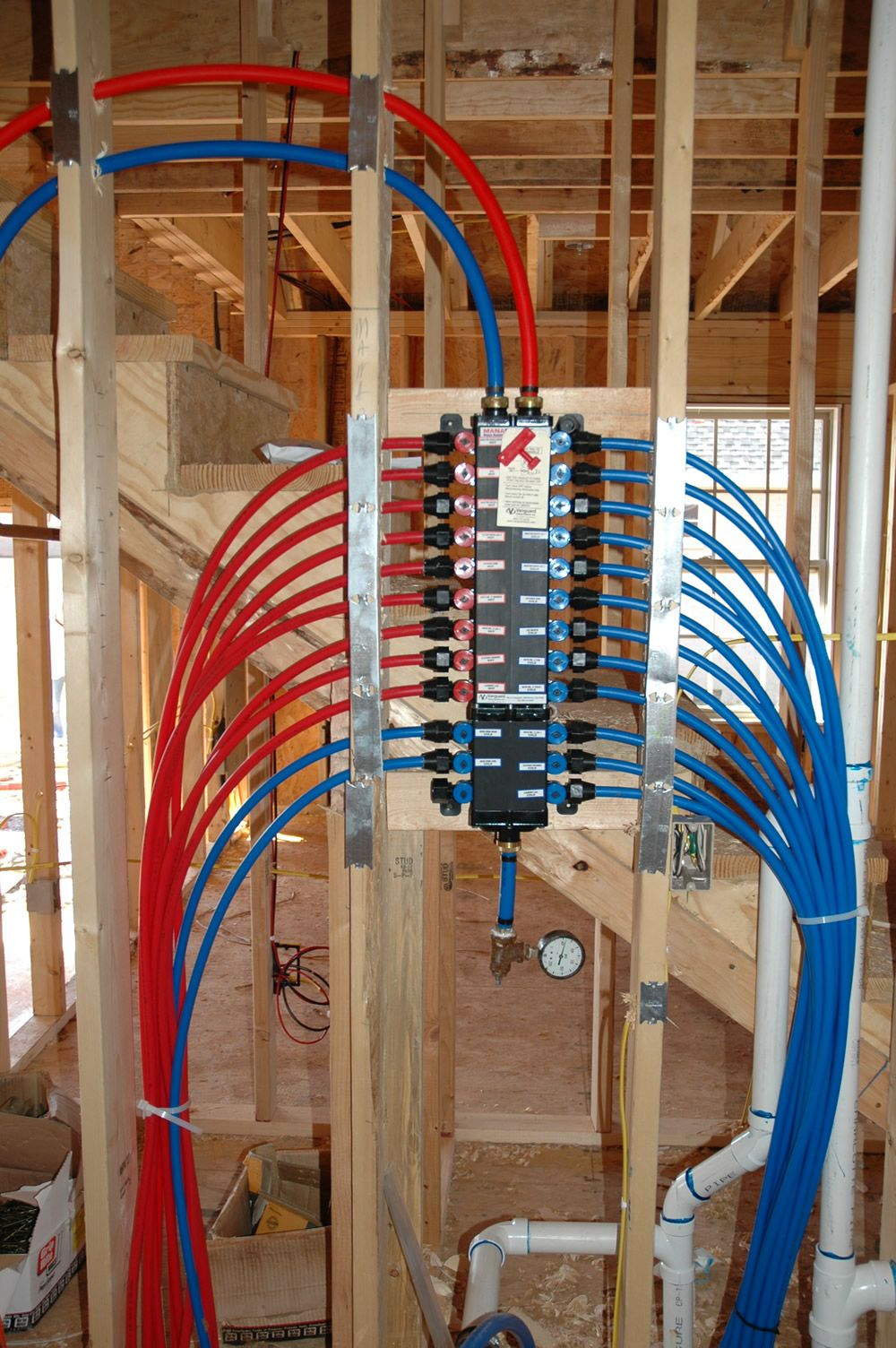 Helping You Build Your Legacy With Quality You Can Count On Pex Plumbing Diy Plumbing Heating And Plumbing