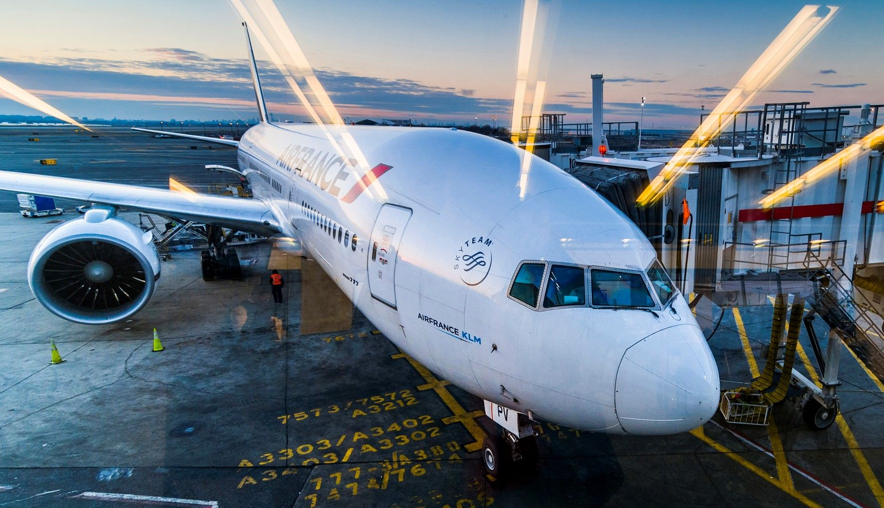 Book Air France Airlines Online Ticket easily and at