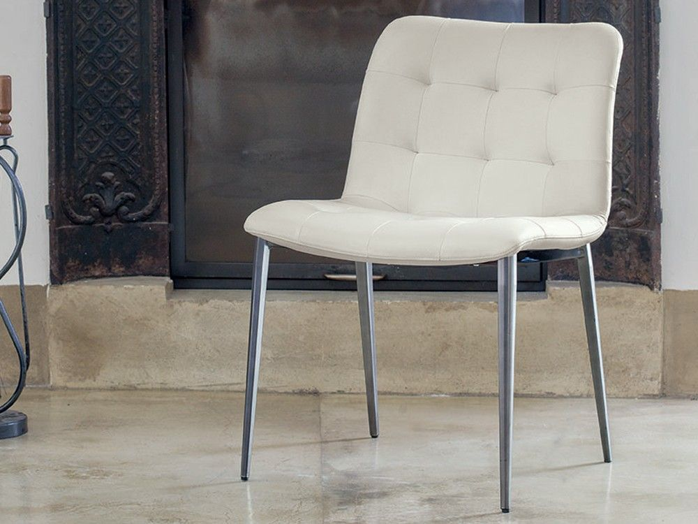 Kuga Dining Chair Metal Legs Metal Dining Chairs Dining
