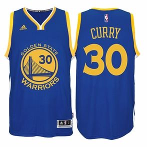 53c4d4c69aff Stephen Curry Jersey  adidas Royal Blue Swingman  30 Golden State Warriors  NBA Jersey