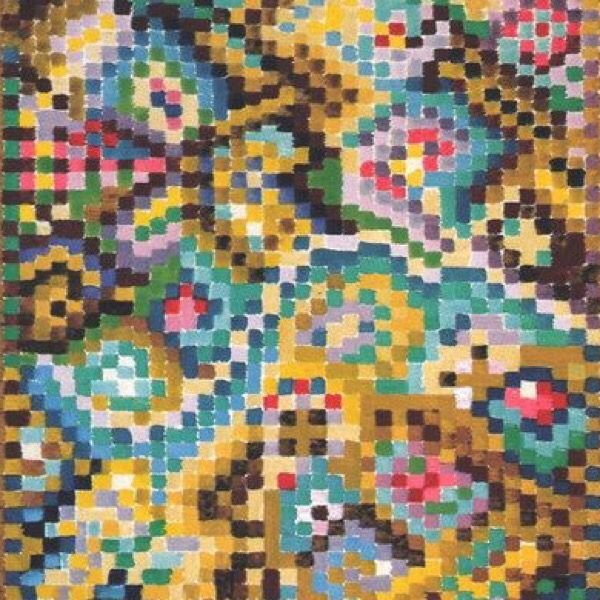 Gunta Stolzl Bauhaus Master Design For A Knotted Carpet
