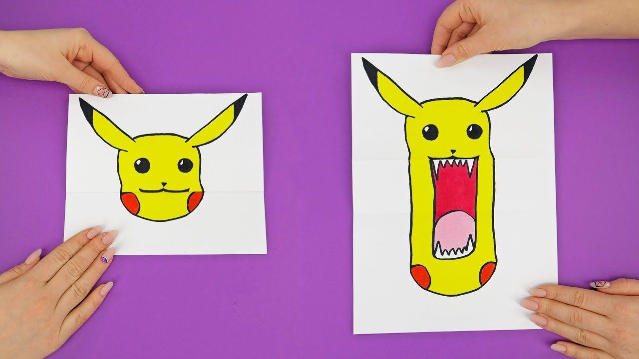 Easy Paper Crafts