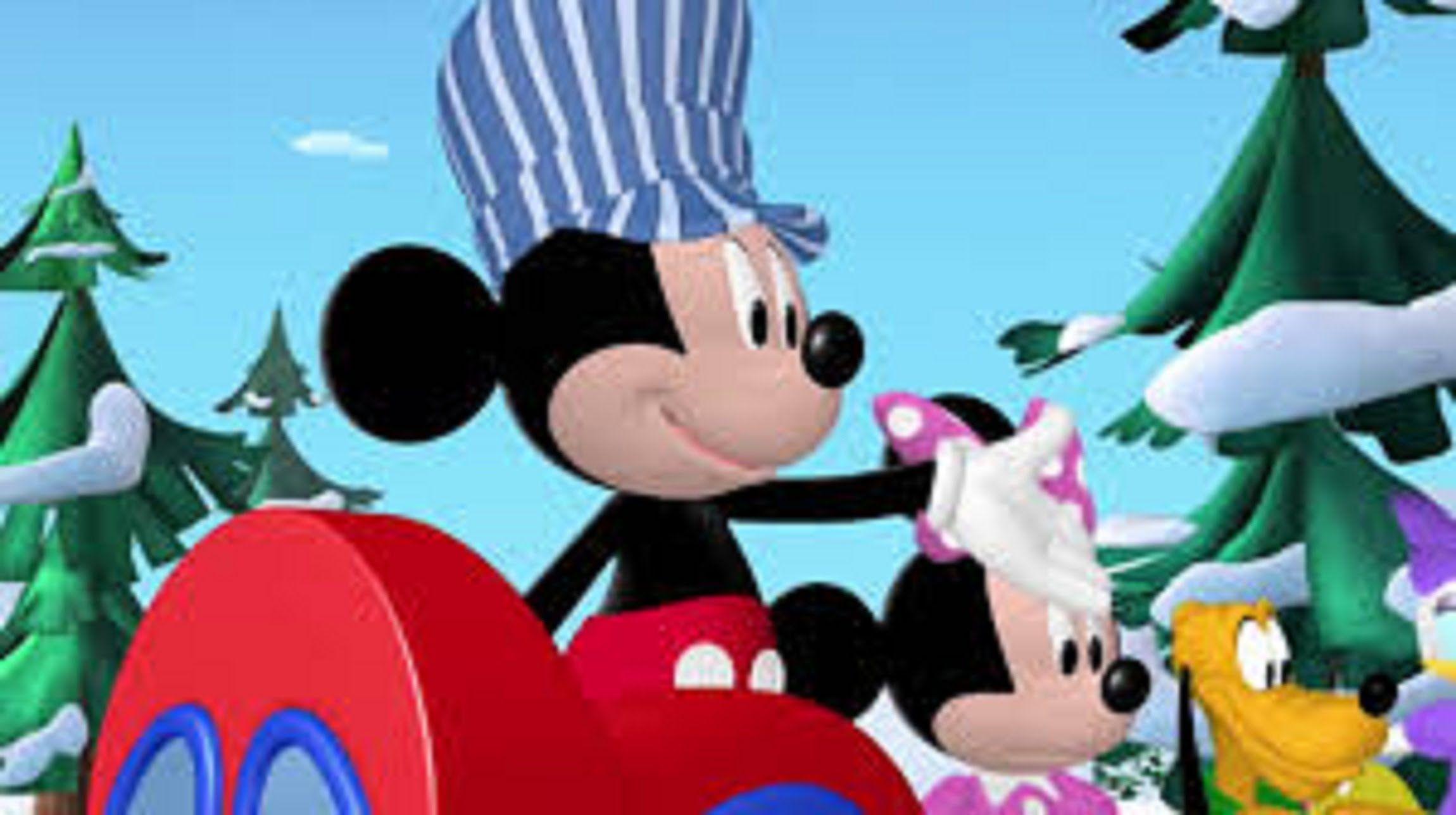 Micky Maus Wunderhaus Dinnie Rella Deutsch Teil 1 mickey mouse