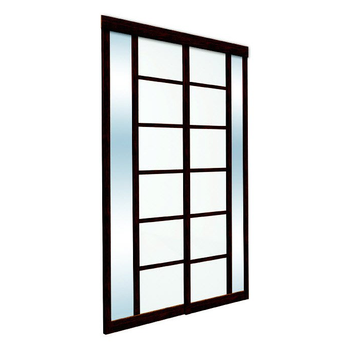 28 In X 82 In Colored Glass Interior Sliding Door For Between The Family Room And Dining Roo Sliding Doors Interior Sliding Closet Doors Interior Pocket Doors