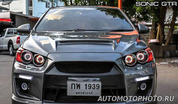 Body Kit Chevrolet Sonic Buscar Con Google