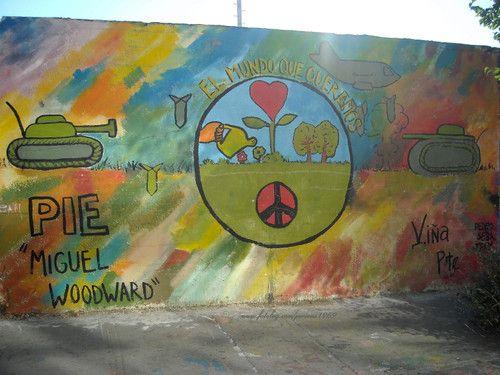 Murales en Valparaíso - SEGUIMOS POR LA AVDA JORGE WASHINGTON.      http://www.flickr.com/photos/66764126@N06/6395704271/sizes/l/in/photostream/        SALUDOS Y BUEN DÍA - Fotolog